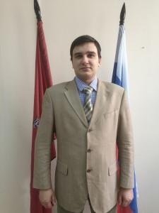 Мошкин Илья Николаевич